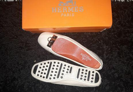 Hermes flat shoes