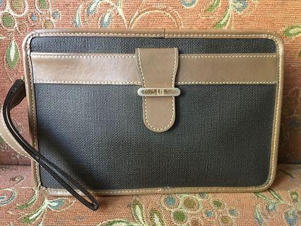 DUNHILL Clutch Bag 💯 authentic (preloved)