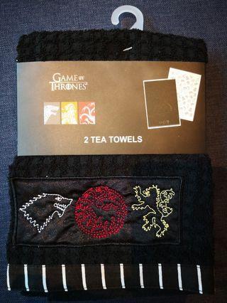 Game of Thrones Tea Towels