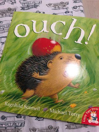 Ouch children's book