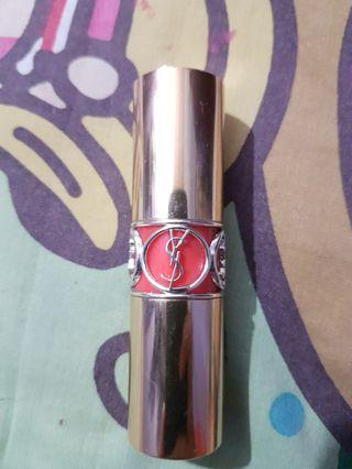 YSL Lipstick rouge volupte shine ori original