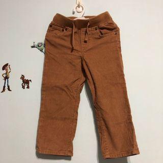 🚚 Gap男童卡其色梭織褲子.原價$1099售$200