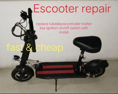 🚚 escooter repair with low price