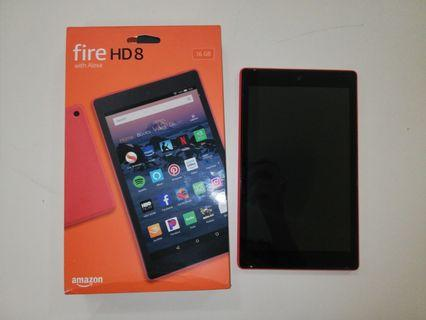 Amazon Fire hd 8 2018 16GB