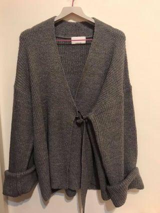🚚 正韓Style'O寬鬆兩穿扣環外套洋裝