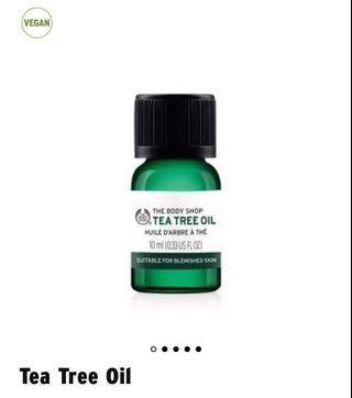 🇺🇸代購🐧The Body Shop 茶樹 精油 隨身棒 面膜