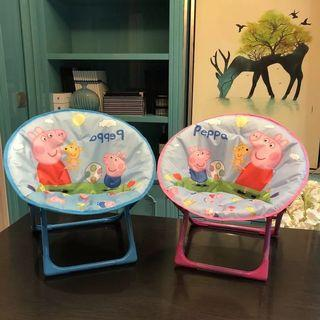 Kids Chair/Baby Toddler Foldable Chair Peppa Pig