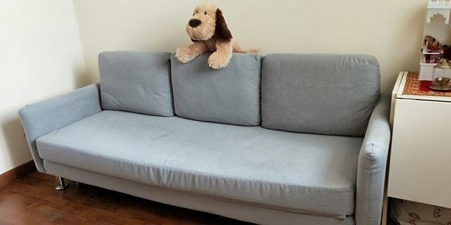 🚚 Sofa cum bed