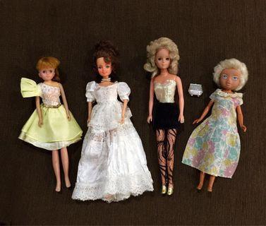 Barbie's friends 4