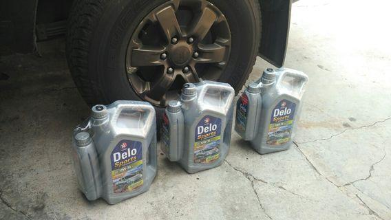 Caltex Delo Sports Engine Oil