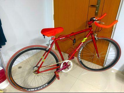Andes Red Fixie (Fixed) price