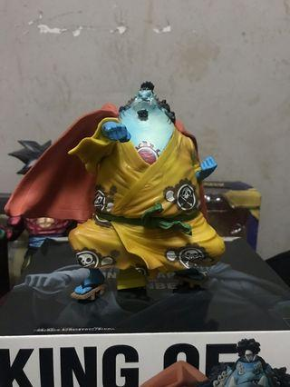 The Jinbe OnePiece Figure