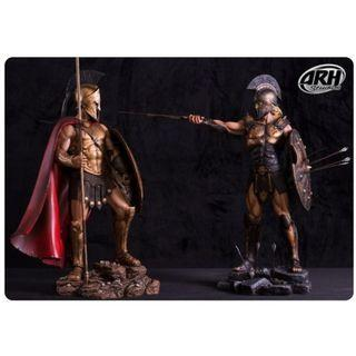 Arh Studios - King Leonidas and Achilles Ex Ver.