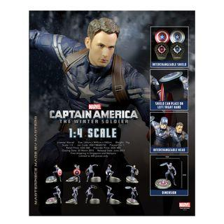 Imaginarium Art - Captain America 1/4 (Stealth)