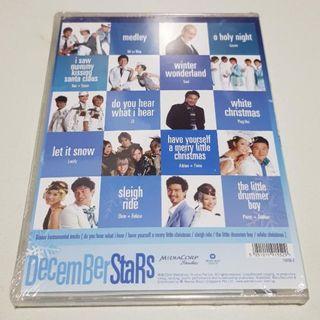 Mediacorp December Stars Christmas Music CD