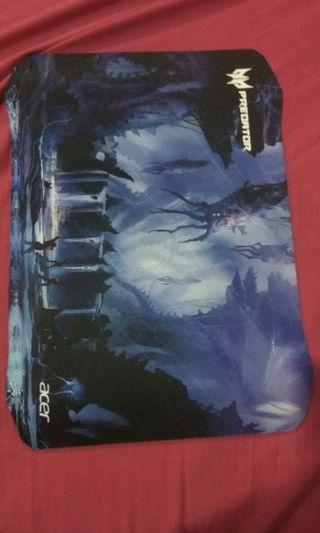 Acer predator mouse pad M size.