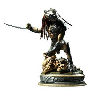 Sideshow - Predators The Falconer Maquette (Collector Edition)
