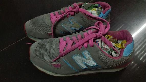 Kasut New Balance sport jogging run