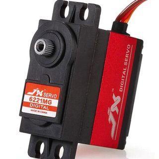 Servo Jx Pdi - 6221mg 20 Kg Large Torque Digital Standard Servo For Rc Model