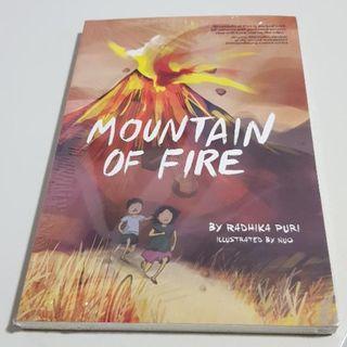 Mountain of Fire Children Book