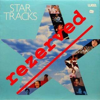 star tracks Vinyl LP used, 12-inch, may or may not have fine scratches, but playable. NO REFUND. Collect Bedok or The ADELPHI.