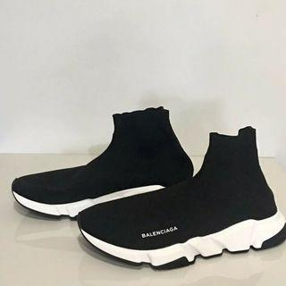 Balenciaga Speed Trainrs Oreo