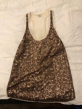 Wilfred sequin tank