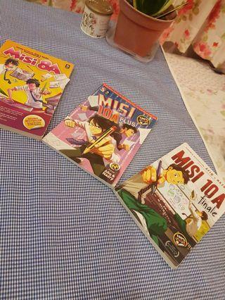 Comics Komik-M