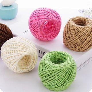 Colored Jute String Arts Craft GB10025