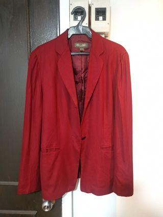 Red Coat for Greatest Showman Costume