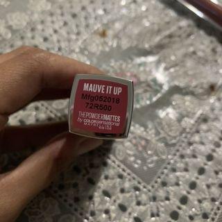 Maybelline Powder Mattes