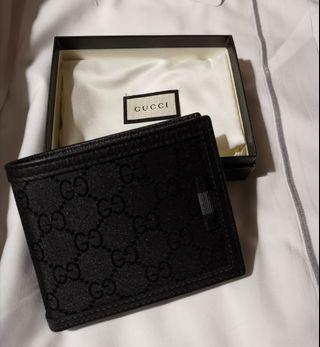 Authentic Brand New Gucci men wallet