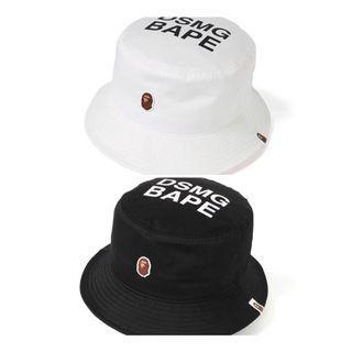 4fef6c70e05 Bape dsmg bucket hat