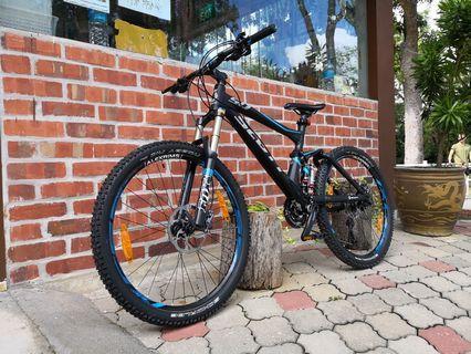 MTB Scott Genius bicycle