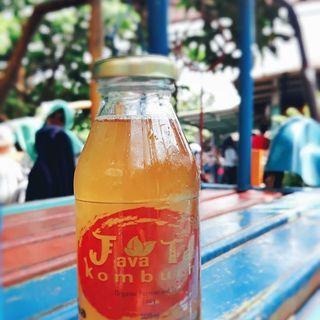 JAVE TEA HEALTHY DRINK I TEH KOMNUCHA