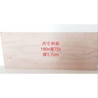 🌷倫瑀蓉媽咪生活小鋪🌷全新雙人床板(2片)