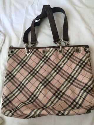 80b44f182e49 Burberry Blue Label Handbag