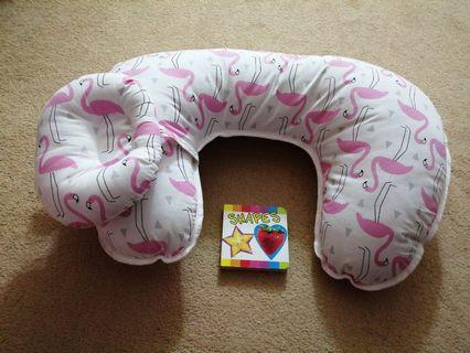 Preloved nursery pillow maternity