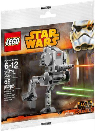 Lego 2015 Star Wars Rebels 30274 AT-DP Polybag