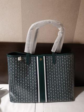 Authentic Brand New Tory Burch gemini link tote bag