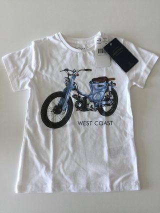 MAYORAL bike T-shirt boy 西班牙