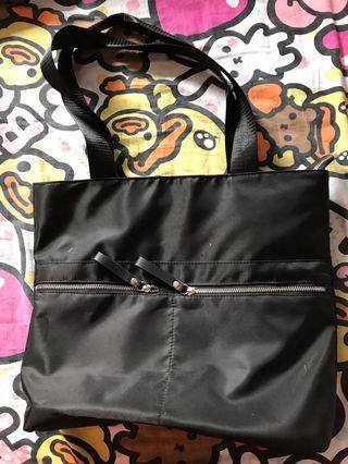 黑色實用袋