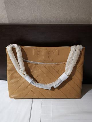 Authentic Brand New Tory Burch full leather tote bag