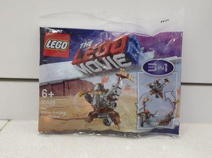 Lego 30528 Movie 2 Mini Master-Building MetalBeard polybag - Brand new unopen