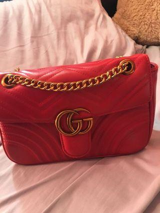 Gucci red marmont