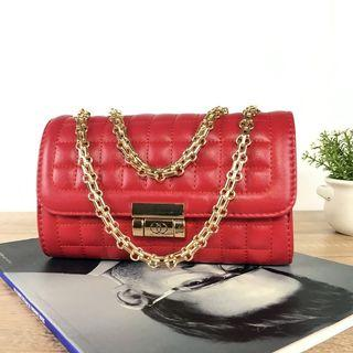 TAS IMPORT CLUTCH JELLY GOLD