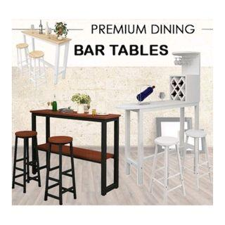 Bar Table Only L100 / L120