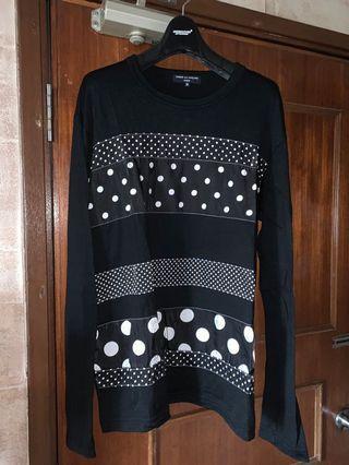 🇯🇵comme des garçons homme knit tee size m undercover supreme