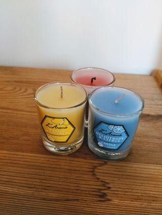 Aroma Candle Set