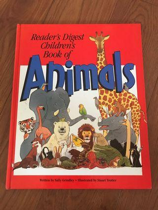 🚚 Children's Book of Animals